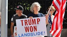 In another universe, Trump beat Biden. Millions of Americans live there.