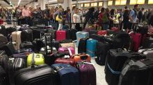 Gatwick airport delays: passengers told to fly without luggage due to bag system fault