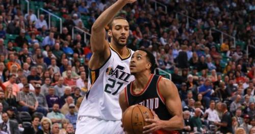 Basket - NBA - La nuit des Frenchies : Gobert pèse encore, Luwawu-Cabarrot leader des Sixers