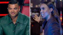 'Rubbish': The Voice coaches turn on Guy Sebastian amid backstage row