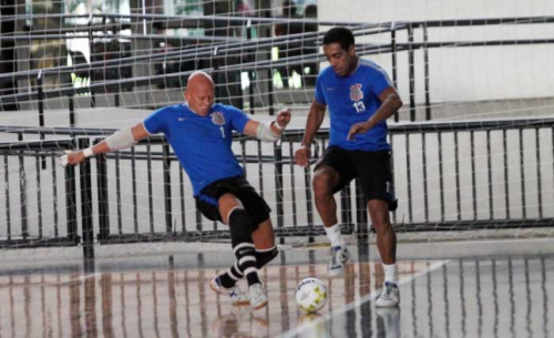 De cara nova, Corinthians busca o bicampeonato na Liga Nacional de Futsal