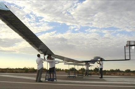 Zephyr solar UAV sets yet another flight record: 7 days and counting!