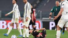 Foot - ITA - Milan - Zlatan Ibrahimovic (AC Milan) absent au moins deux matches