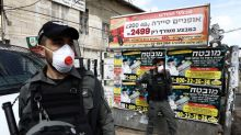 Israel makes masks in public compulsory