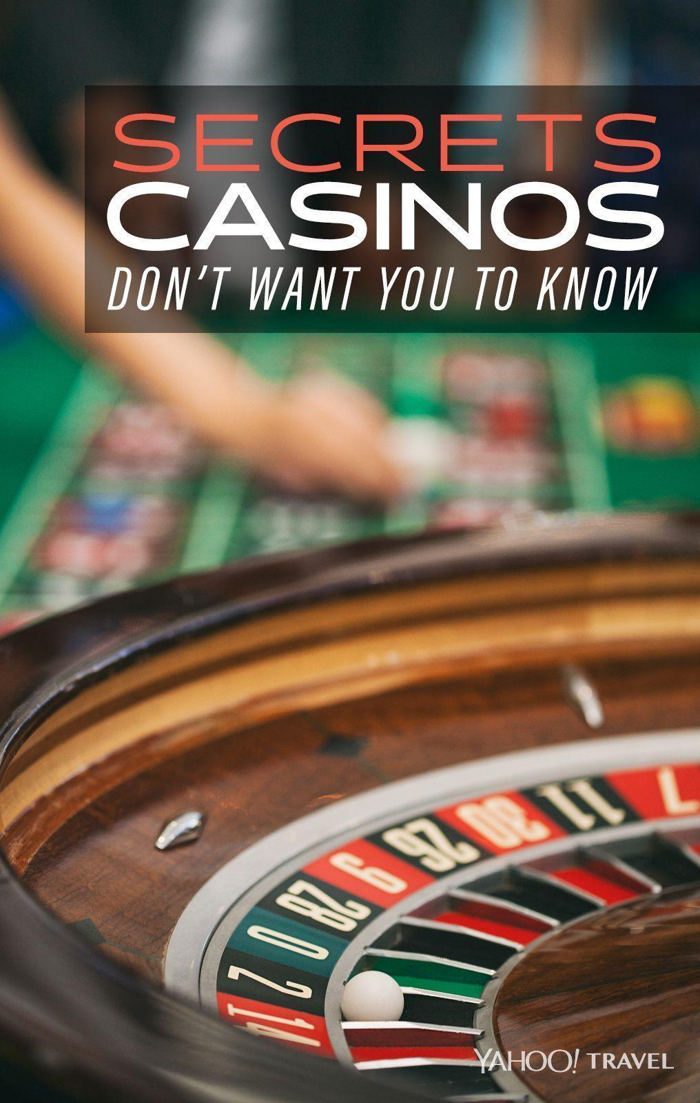 Top 10 Secrets Casinos Don't Want You to Know