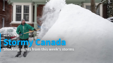 Canadian weather is about to shift: Less snow, but even more cold on the way