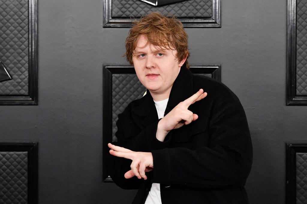 Grammy nominee Lewis Capaldi says he was mistaken for a seat filler at award ceremony