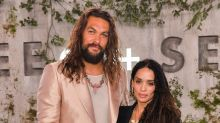 Jason Momoa says he's 'absolutely terrified' of wife Lisa Bonet: 'I may look big and tough, but I'm not'