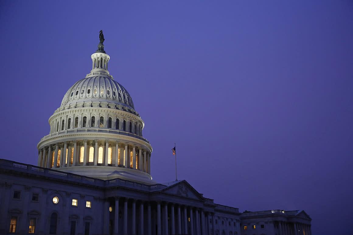 Senate clears hurdle to avoiding a shutdown