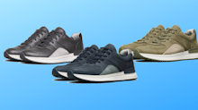 Everlane just dropped four new Tread sneakers in shades that are perfect for fall
