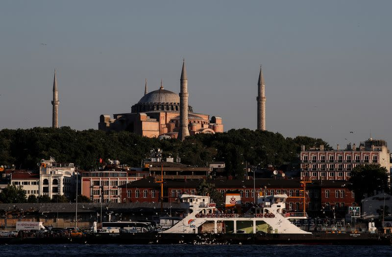Prayers at Hagia Sophia will crown decades-long Muslim campaign