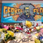 From Minnesota to Syria, artists around the world are paying tribute to George Floyd with powerful murals