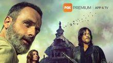 Primeira imagem de nova temporada de 'The Walking Dead' mostra novo visual de Rick