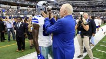 Jerry Jones 'couldn't be happier' former Cowboys WR Bryant back in NFL