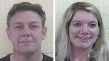 Indiana couple gets no prison time for caging teenage girl