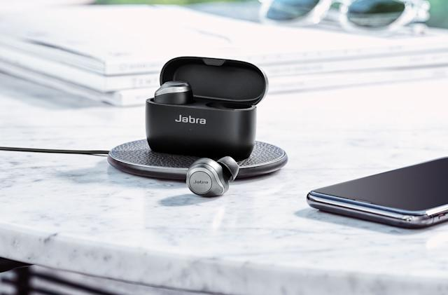 Jabra's Elite 85t true wireless earbuds offer adjustable ANC for $229