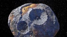 Telescope gives closer look at asteroid worth $10,000 quadrillion