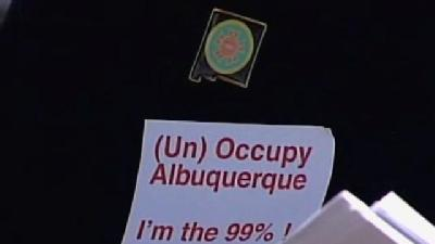 Occupy Protesters Take Message Mobile