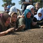 On Turkish frontline, fear of criticising operation