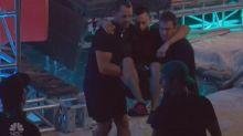 'American Ninja Warrior' finalist suffers gruesome injury