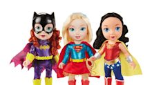 Latest DC Toys Bring Out the (Super) Girl Power (Exclusive)