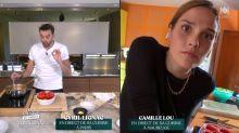 Tous en cuisine en direct avec Cyril Lignac: l'invitée Camille Lou déçue à la découverte du plat du jour