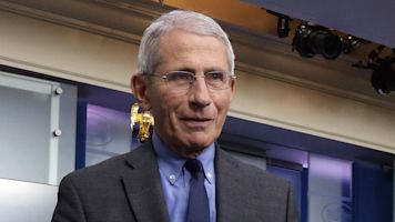 Fauci talks strategy on the return of college sports