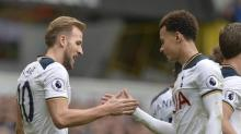 Teddy Sheringham delighted with Harry Kane and Dele Alli partnership: Long may it continue at Tottenham!