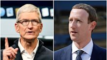 Tech billionaires including Tim Cook, Elon Musk, and Mark Zuckerberg promised 18 million masks to fight COVID-19