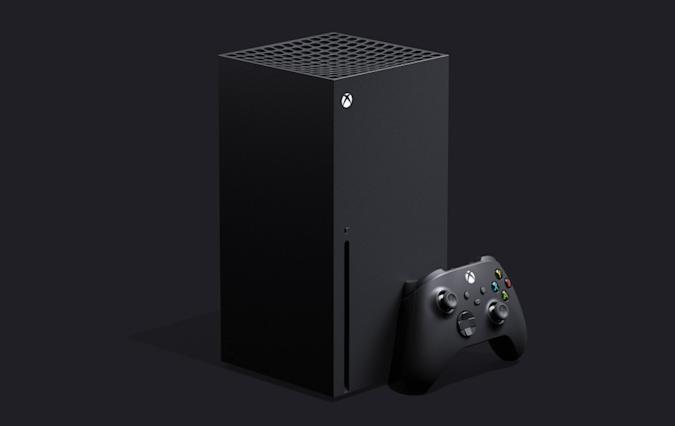 Xbox Series X and Wireless Controller