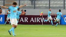 El argentino Herrera impide el triunfo a Alianza en el debut de los chilenos Salas y Rubio