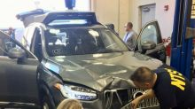 Self-driving Uber's automatic emergency brake was switched off before fatal crash, report says