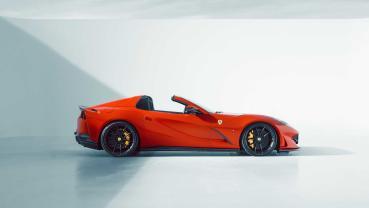 「完美仍有改善的空間嗎?」看看 Novitec 改造的 Ferrari 812 GTS