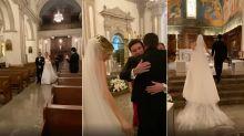 La lamentable y reprobable boda de un senador mexicano en plena cuarentena