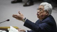 Palestinian president calls US ambassador to Israel 'son of a dog'