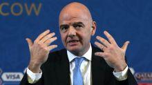 FIFA president Gianni Infantino subject of criminal proceedings