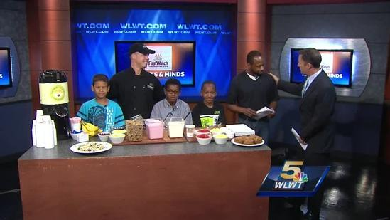 WLWT News 5 TODAY: Hearts & Minds