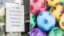 'Miracle': Incredible Lotto win saves business on brink of closure