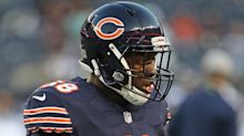 Bears linebacker Roquan Smith out for season with torn pectoral muscle