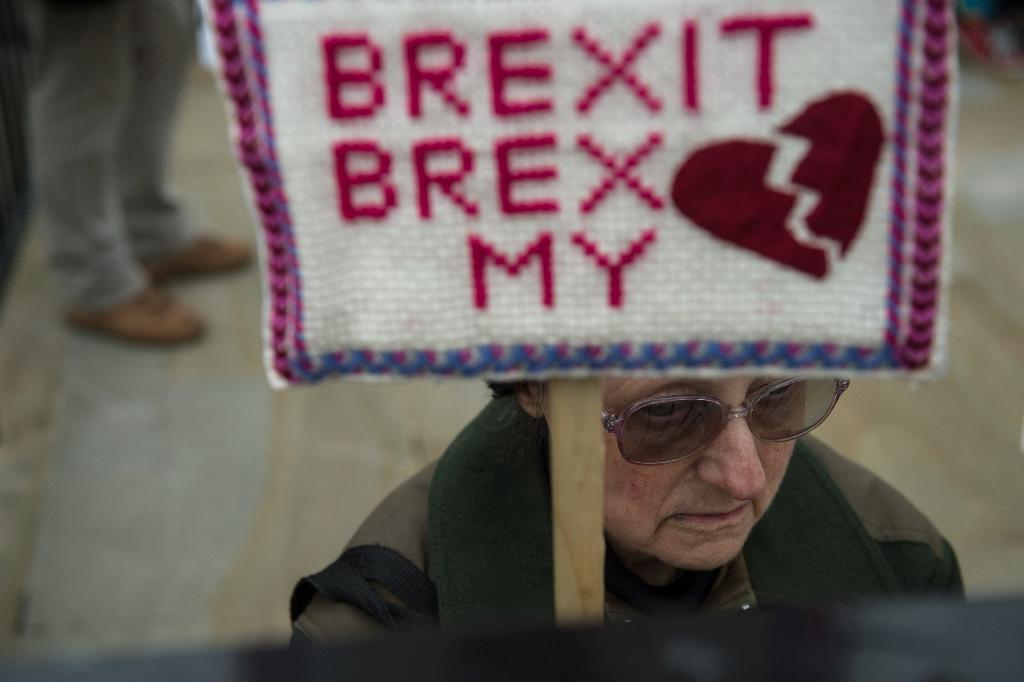 In Britain pro-EU feeling is strong among the 48 percent of the population who last June voted to stay in Europe