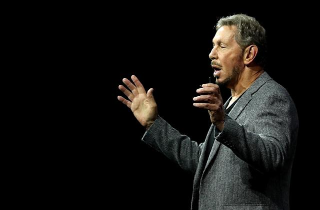 Tesla adds Larry Ellison to its board after SEC slapdown