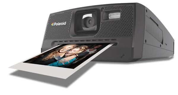 Polaroid releases Z340 Instant Digital Camera, Gaga's Grey Label snapper still on the edge of glory