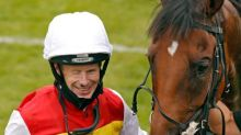 Talking Horses: celebrations for first jockey with one eye to win in Britain
