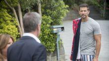 Neighbours' Pierce Greyson gets surprise over Chloe Brennan's pregnancy