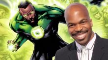 Andre Gordon teases Green Lantern Corps role