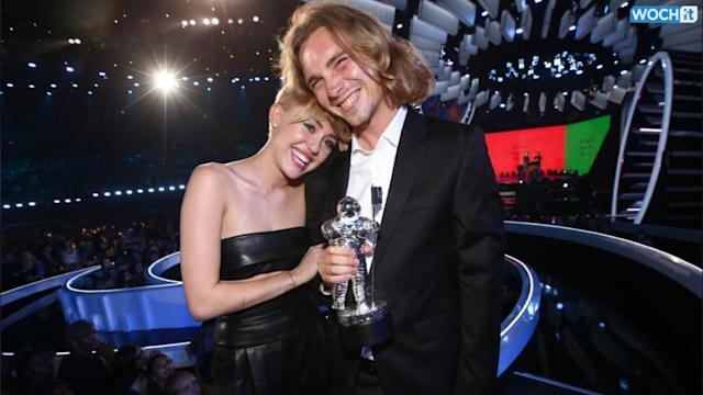 Miley Cyrus' VMA Date Turns Himself In