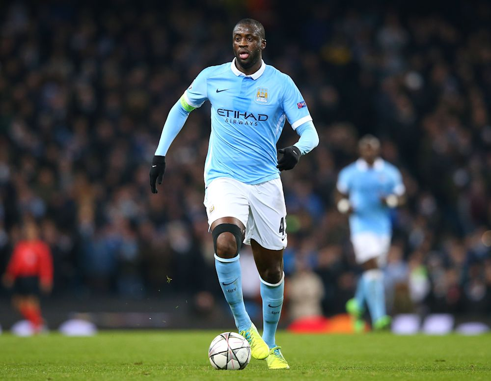 OFFICIEL - Yaya Touré prolonge d'un an avec Manchester City