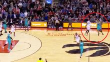 'What just happened': NBA world erupts over absurd buzzer-beater