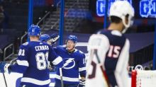 Photos: Lightning come back against Blue Jackets for win