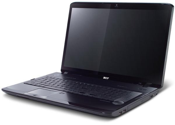 Acer wants the Aspire 8940 to be your Core i7-packing portable of choice